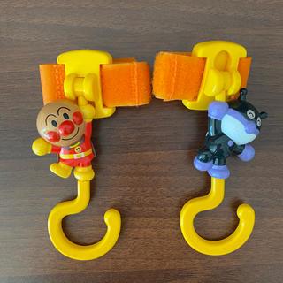 アンパンマン(アンパンマン)のアンパンマンパン フック ベビーカー(ベビーカー用アクセサリー)