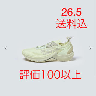 New Balance - AURALEE×New Balance FuelCell Lime Y 26.5