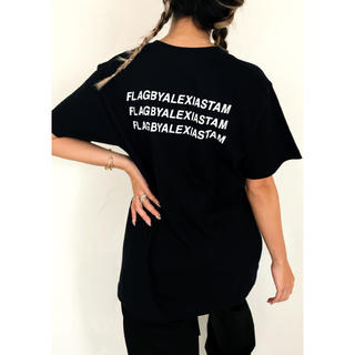 ALEXIA STAM - 新品未使用❁⃘*.゚FLAG BY ALEXIA STAM Tシャツ