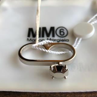 エムエムシックス(MM6)のMM6 MAISON MARGIELA リング(リング(指輪))