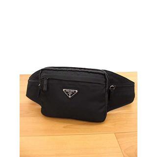 PRADA - 美品 PRADA プラダ V210 ナイロン ウエストバッグ