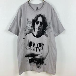 【JOHN LENNON】ジョンレノン 古着 Tシャツ BEATLES Mサイズ