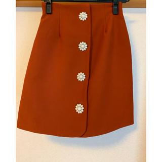 ダズリン(dazzlin)のdazzlinスカート(ひざ丈スカート)