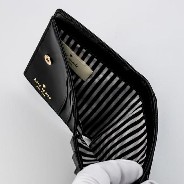 kate spade new york(ケイトスペードニューヨーク)の【ラスト1点!新品¨̮♡︎】ケイトスペード ミツバチ 折り財布 レディースのファッション小物(財布)の商品写真