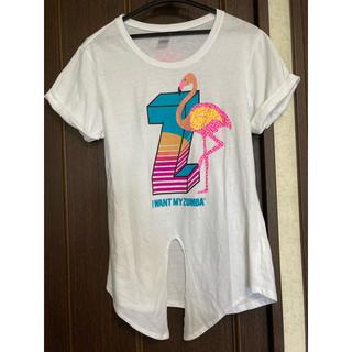 ズンバ(Zumba)のZUMBA ズンバ  シャツ(Tシャツ(半袖/袖なし))