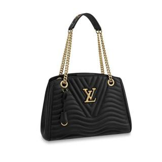 LOUIS VUITTON - 2018AW ルイヴィトン☆ニュー ウェーブ チェーン・トート