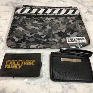 エグザイル トライブ(EXILE TRIBE)のEXILETRIBE ファンクラブ 継続特典(ミュージシャン)