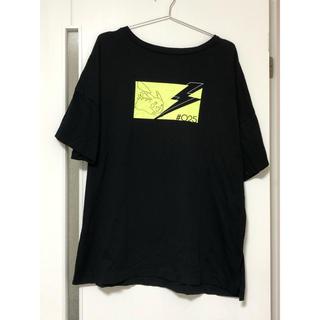 ポケモン(ポケモン)のGU❣️ポケモンコラボ❣️ピカチュウ(Tシャツ(半袖/袖なし))