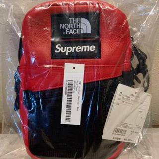 Supreme - Supreme North Face Leather Shoulder Bag
