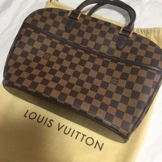 LOUIS VUITTON - ルイヴィトン ダミエ サリア・オリゾンタルハンドバッグ
