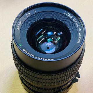 マミヤ(USTMamiya)のMamiya 645シリーズ用 Sekor セコールC 45mm F2.8(レンズ(単焦点))