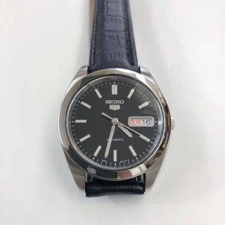 SEIKO - 美品!SEIKO 5 ベルト難あり 自動巻 腕時計