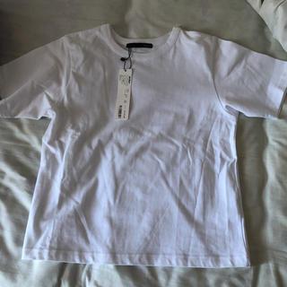 heather - 白Tシャツ