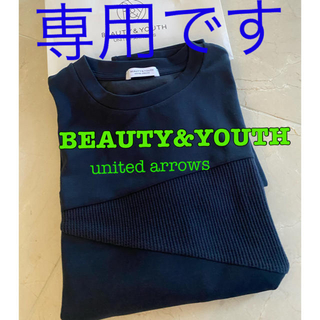 BEAUTY&YOUTH UNITED ARROWS - BEAUTY&YOUTH メンズTシャツ アローズ BEAMS SHIPS