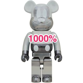 メディコムトイ(MEDICOM TOY)の新品未開封 1000% fragment design MICKEY MOUSE(その他)