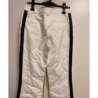 CHANEL - Vintage chanel pants パンツ 白 シャネル 古着