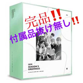 防弾少年団(BTS) - BTS✨シーグリ2020 レンチキュラー付属✨FC購入✨日本語字幕付き