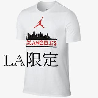 NIKE - Los Angeles 限定 Nike Jordan Tシャツ