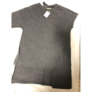 ルカ(LUCA)のLUCA 変形 Tシャツ  新品未使用タグ付き(Tシャツ(半袖/袖なし))
