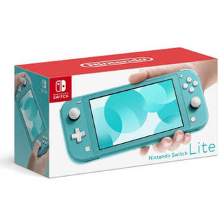 Nintendo Switch - 【新品未開封】Nintendo Switch LITE ターコイズ