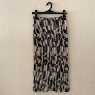 シビラ(Sybilla)のシビラ♡デザインペンシルスカート(ひざ丈スカート)