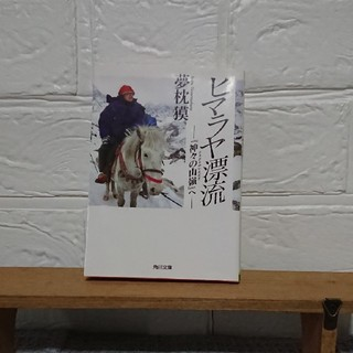 ヒマラヤ漂流 『神々の山嶺』へ(文学/小説)