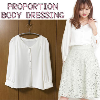 PROPORTION BODY DRESSING - PROPORTION BODY DRESSING☆トップス