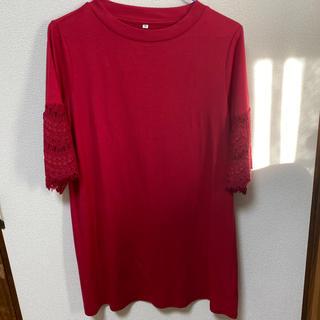 ニッセン(ニッセン)のニッセン ティーシャツ(Tシャツ(半袖/袖なし))