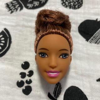 バービー(Barbie)のバービー  50  (ヘッドのみ)同梱無料(ぬいぐるみ/人形)