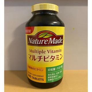 オオツカセイヤク(大塚製薬)の栄養機能食品 ネイチャーメイド マルチビタミン 大容量300粒(ビタミン)