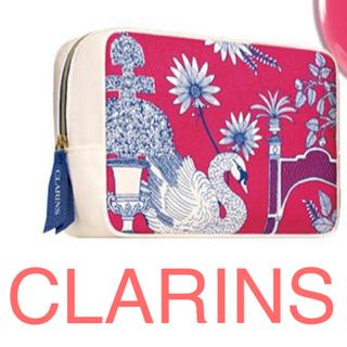 クラランス(CLARINS)のクラランス CLARINS ポーチFallLipsノベルティFLIP(ポーチ)