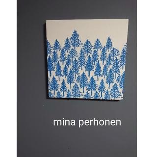 ミナペルホネン(mina perhonen)の連休限定!ミナペルホネン メッツァ ファブリックパネル ファブリックボード(その他)