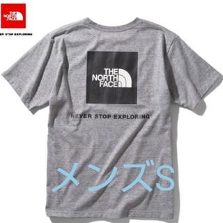 THE NORTH FACE - 新品 THE NORTH FACE ノースフェイス Tシャツ メンズS グレー