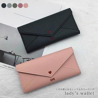 新品送料無料【韓国風】長財布 レディース財布