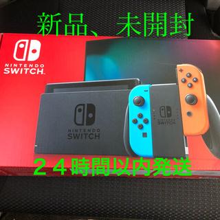 Nintendo Switch - 任天堂スイッチ本体ネオン新品
