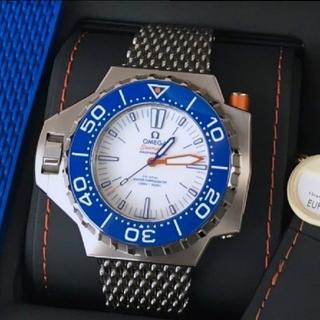 オメガ(OMEGA)の【珍品】OMEGAシーマスタープロフロフ1200m(腕時計(アナログ))
