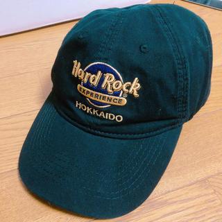 【2-cal-様専用】Hard Rock カフェ 北海道 記念 キャップ 非売品(ノベルティグッズ)