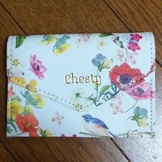 チェスティ(Chesty)のチェスティ ミニ財布 雑誌付録(財布)