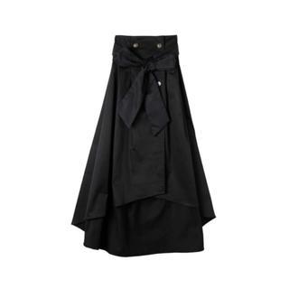 eimy istoire - eimy istoire / エイミーイストワール トレンチスカート ブラック