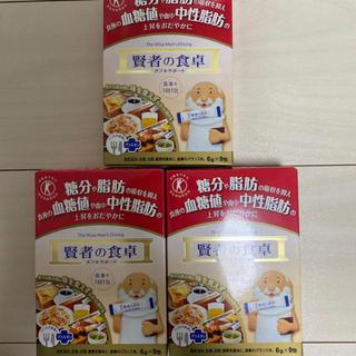 オオツカセイヤク(大塚製薬)の賢者の食卓 ダブルサポート 6g 9包(ダイエット食品)