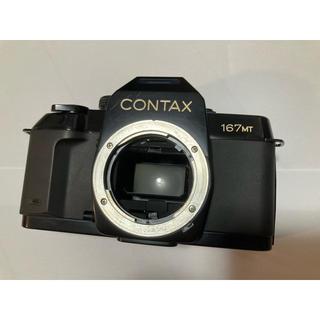 キョウセラ(京セラ)のCONTAX 167MTボディ 中古(フィルムカメラ)