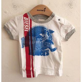 ディーゼル(DIESEL)の未使用 Diesel ディーゼル Tシャツ モトクロ 6M 67cm(Tシャツ)