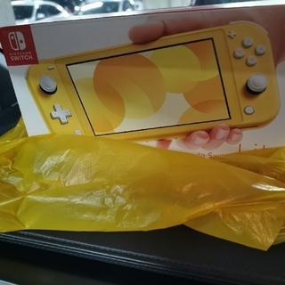 任天堂 - 【未使用品】Nintendo switch lite イエロー