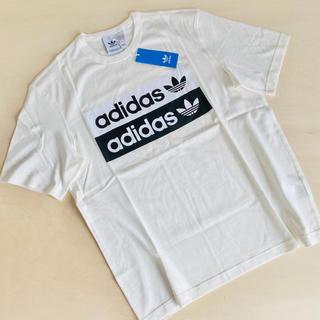 adidas - adidas originals<新品>ロゴTシャツ トレフォイル