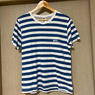 MARGARET HOWELL - MHL ボーダーTシャツ