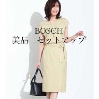 BOSCH - ボッシュ BOSCH セットアップ  トップス スカート ワンピース風