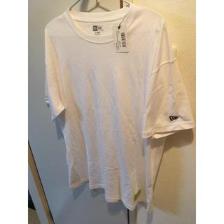 ニューエラー(NEW ERA)のNEWERA L 白ティー 2020 (Tシャツ/カットソー(半袖/袖なし))