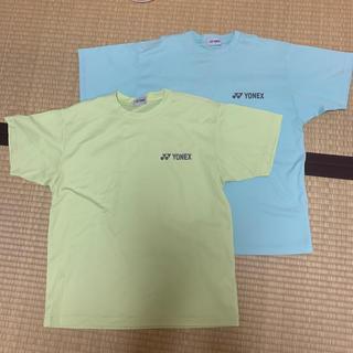 ヨネックス(YONEX)のYONEX Tシャツ&ズボン(Tシャツ(半袖/袖なし))