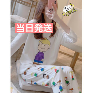 SNOOPY - 最短当日発送☆新品4点セット☆SNOOPY 長袖パジャマ