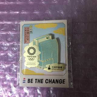 Tokyo2020 オリンピック ピンバッチ 三井不動産 ピンバッジ 五輪